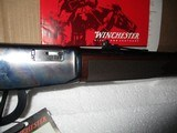 Winchester 9422 Traditional Case Colored Acusport (2005) only, 22 lr. Carbine - 6 of 14
