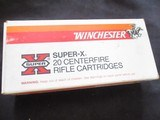 Winchester 307 Win. Super X 180 gr. Powerpoint S.P.