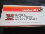 Winchester Super X 356 Winchester 200 gr. Power-Point (SP)