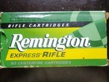 Remington Express Rifle 32-20 Winchester 100 gr