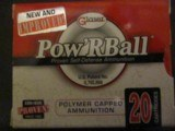 Glaser 10 mm Pow'RBall Palmer Capped 135 gr.
