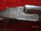 Meriden Firearms Co. 1897 - for Sears Robuck Co. the A.J. Aubrey ( Antique) sidelock SxS - 7 of 12