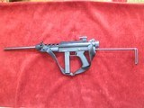 Tactical AT-9,-Feather Industries, 9mm Semi-Auto Sub Machine Gun style, compact takedown carbine, - 1 of 6