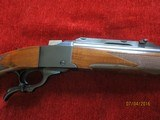 Ruger #1H Tropical 458 Win. 33 prefix 1984, red pad - 6 of 9