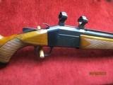 Tikka of Finland LSA-55 (Original Tikka Turkey Gun) 12ga.,222 Rem. Combo