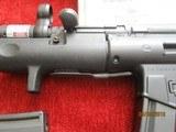 Heckler & Koch SP-89 9mm law enforcement, military & sporting long pistol - 5 of 6