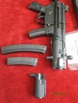 Heckler & Koch SP-89 9mm law enforcement, military & sporting long pistol - 2 of 6
