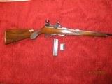 Heckler & Koch - German Sporting H&K Deluxe (Select walnut semi-gloss) 300 22 magnum semi-auto Carbine