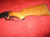 Marlin Golden 39A Takedown lever 22 s,l,lr 1985 mfg. - 9 of 9
