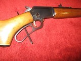 Marlin Golden 39A Takedown lever 22 s,l,lr 1985 mfg. - 7 of 9