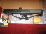 """Kel-TEC Tactical/Home Security 12ga 3"""" magnum shotgun 7+7+1 (15shot) pump"""