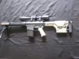 Panther Arms DPMS LR-308 Win. (7.62 x 51) NATO Magpul PRS Brown fully adjustable stock & forearm