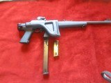 Tactical/Marlin TSC (Tactical Security Carbine) 9mm Open bolt last rd. fired - 3 of 7