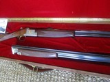 Browning Centennial Superposed Superlite configuration, 2 bbl.rifle/shotgun set, 30-06/20ga s#1878C-114 by (AL Campo) - 2 of 13