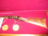 Winchester Model 94 Carbine ()ONLY() Ltd. Edition 44-40 (#627 of actual 872) Displayed in case