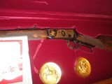 Winchester Model 94 Carbine ()ONLY() Ltd. Edition 44-40 (#627 of actual 872) Displayed in case - 5 of 14