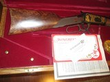 Winchester Model 94 Carbine ()ONLY() Ltd. Edition 44-40 (#627 of actual 872) Displayed in case - 7 of 14