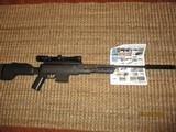 Black OPS USA Break Open Barrel Sniper/Sporting 4.5 (177) w/scope