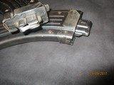 AK-47 22 lr. (German) mfg from 7.62 x 39 skeleton steel 30 rd. mags - 2 of 10