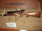 Mauser Target / Sporting Custom 243Flaigs Import 1960's