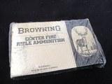 Browning 30-06 Centerfire Ammunition