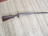 A.H. Fox Sterlingworth Deluxe. (Savage-Uthica)