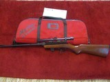 Youth/Marlin Papoose Takedown 22 cal -.7 shot mag.semi auto with case & schemetics