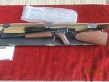 Browning Buckmark 22 cal. semi-auto Sillouette Target Rifle