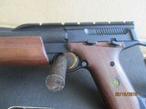 Browning Buckmark 22 cal. semi-auto Sillouette Target Rifle - 3 of 8