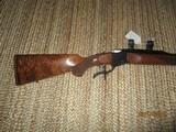 Ruger #1B medium original Ruger barrel in 257 Magnum(257 Weatherby Magnum) 1982 only, Ltd. Production Promotional Cal.