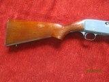 Remington 141 Gamemaster 35 Remington takedown w/bullet base insignia - mfg. 1950 - 7 of 10