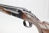 Winchester Model 21, 12 gauge