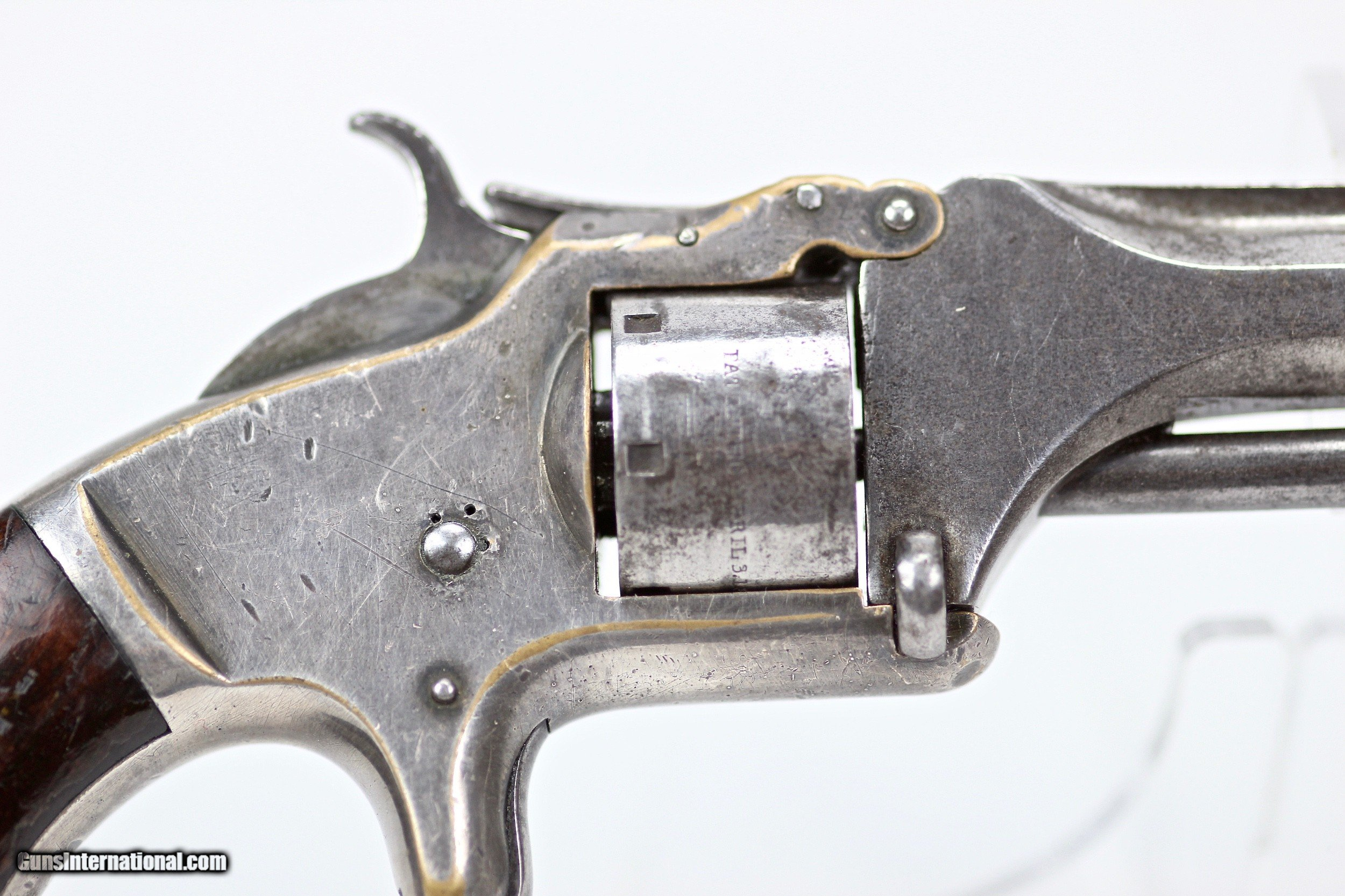 Smith & Wesson #1 - 2nd Issue  22 Short Black Powder for sale