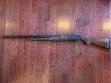 browning hunter mag12 gauge shotgun bps invector special field pump
