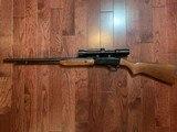 Remington Fieldmaster .22 Pump Rifle