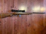 marlin model 56 .22 microgroove lever rifle