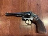 Smith & Wesson Mod. 17-2 .22 LR Revolver