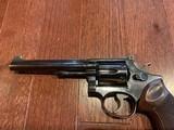 Smith & Wesson Mod. 17-2 .22 LR Revolver - 3 of 8