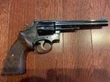 Smith & Wesson Mod. 17-2 .22 LR Revolver - 2 of 8