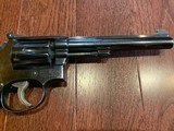 Smith & Wesson Mod. 17-2 .22 LR Revolver - 5 of 8