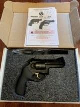 NIB Ruger LCRx .22 WMRF Revolver