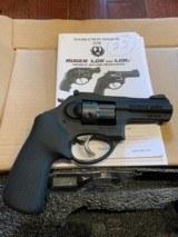 NIB Ruger LCRx .22 WMRF Revolver - 2 of 2