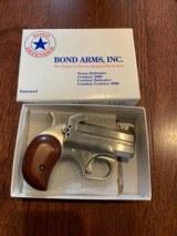 bond arms texas defender .357 mag/.38 spl