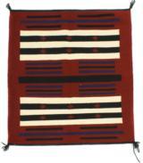 First Phase Moki-Style blanket - tapestry quality, woven by Eunice Joe Babyrocks