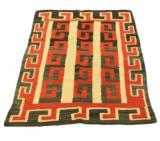 Navajo crystal weaving