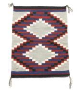 Navajo stylized chief blanket