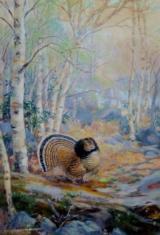 """""""Ruffed Grouse"""" by Robert Bruce Horsfall"""