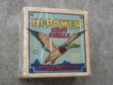 Vintage Hi Power 12 Guage Shotgun shells with nice box
