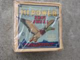 Vintage Hi Power 12 Guage Shotgun shells with nice box - 2 of 3