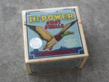 Vintage Hi Power 16 Ga. shotgunshells box of 25 - 2 of 3